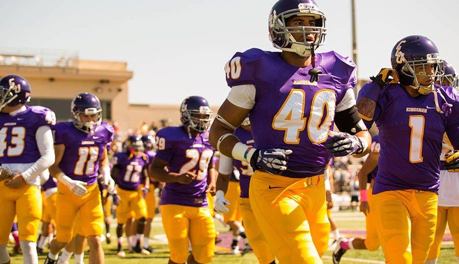 California Lutheran University Kingsmen Football Rising Stars Camp College Football Camps