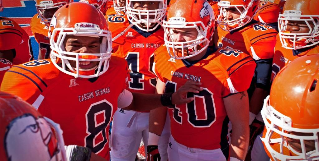 Carson Newman University Eagles Offensive Line Football Camp College Football Camps