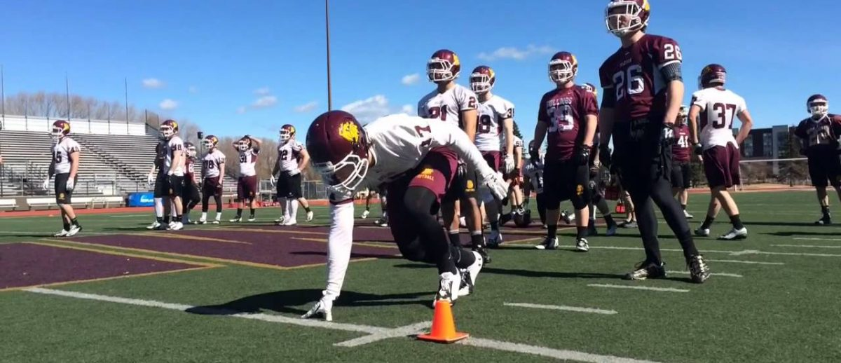 University of Minnesota Duluth Bulldogs Elite Football Camp