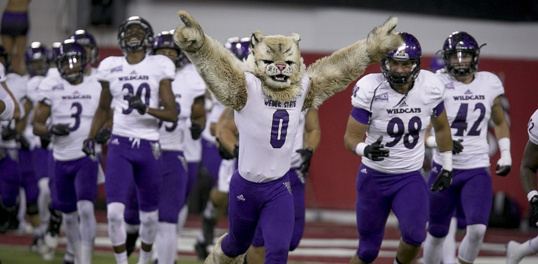 Weber State University Wildcats High School Individual Football Camp College Football Camps